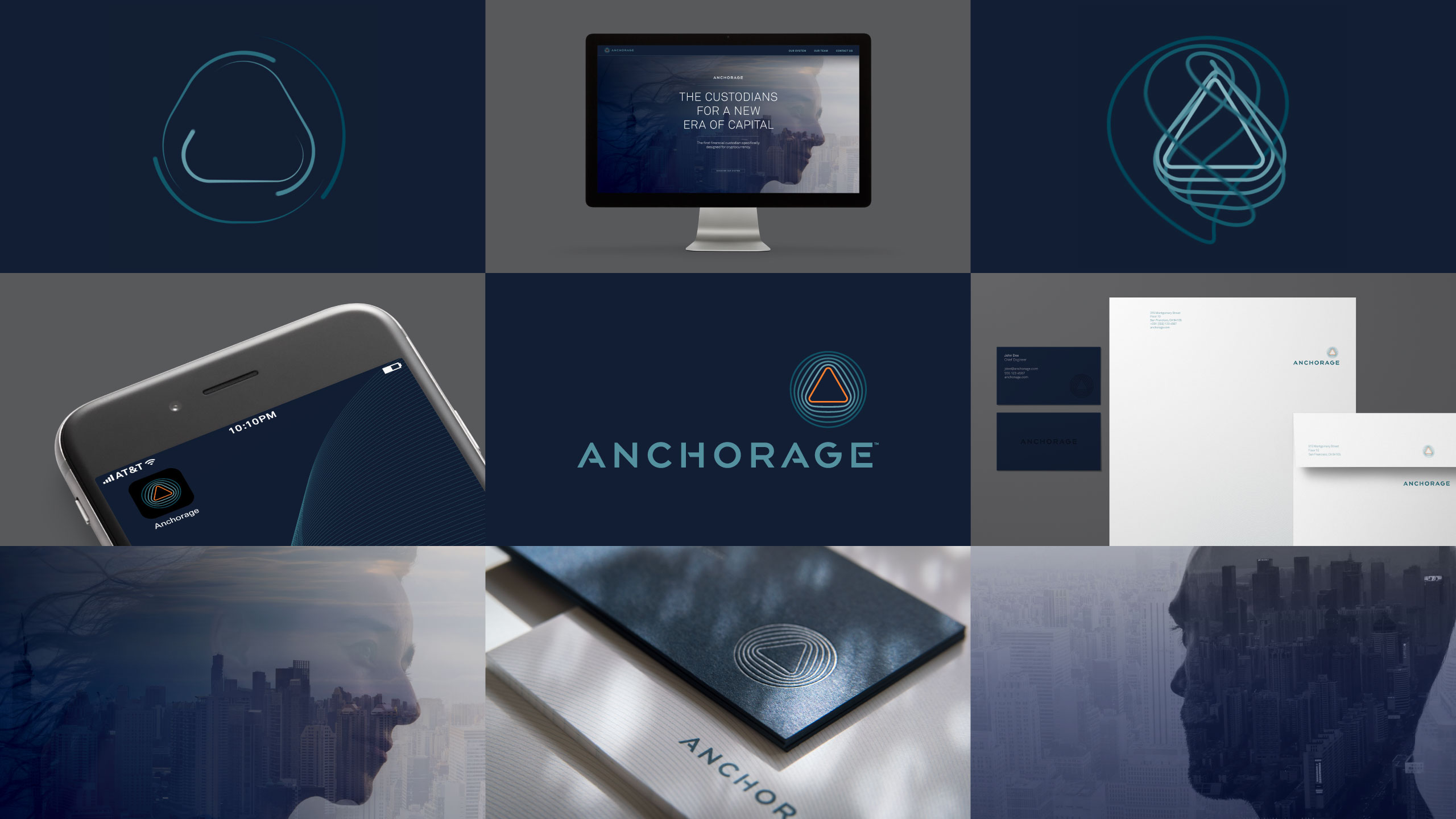 Overview of our identity system for Anchorage