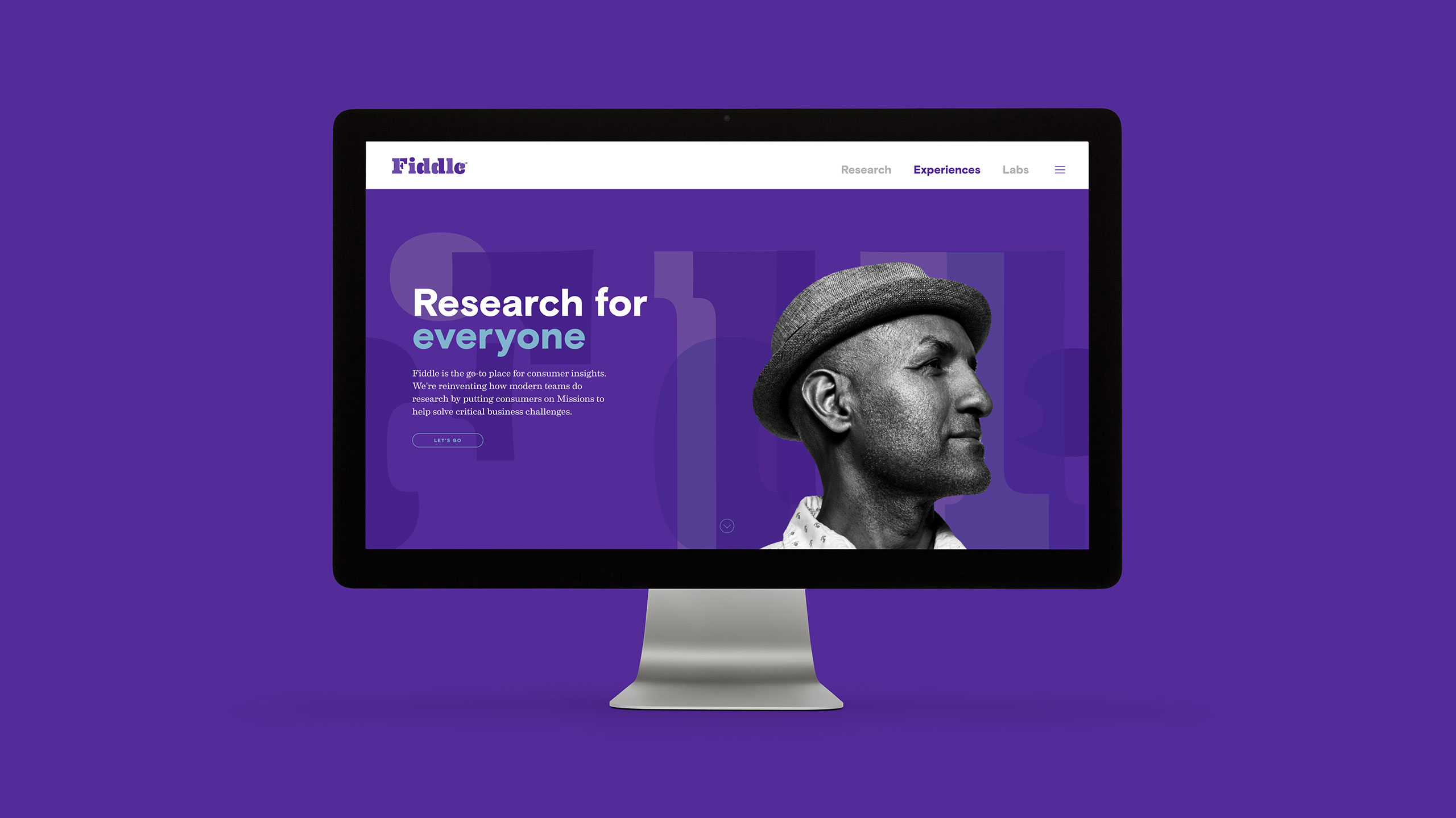Fiddle homepage