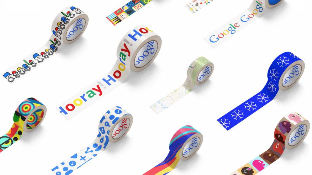 Tape designs