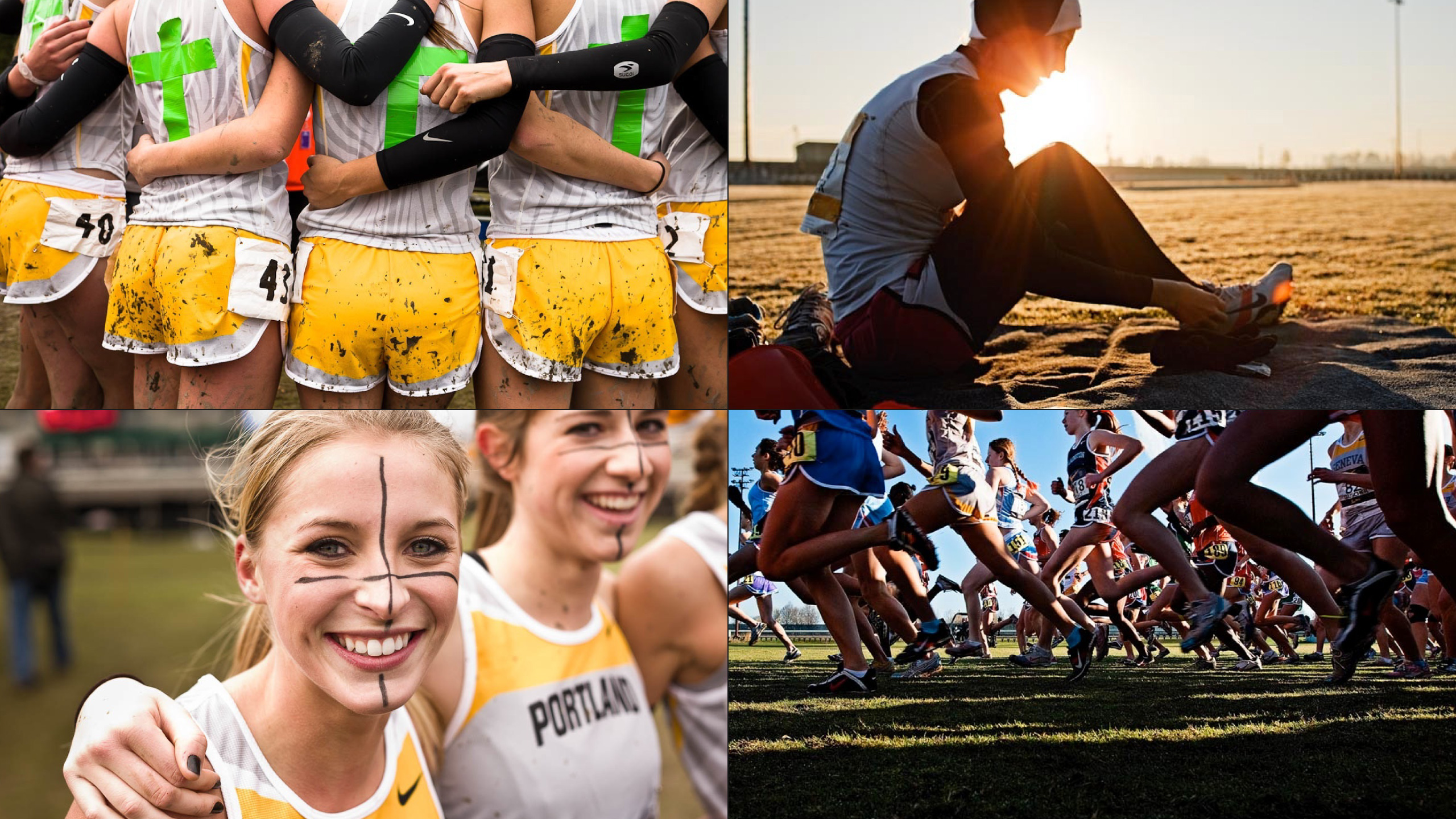 Cross country images