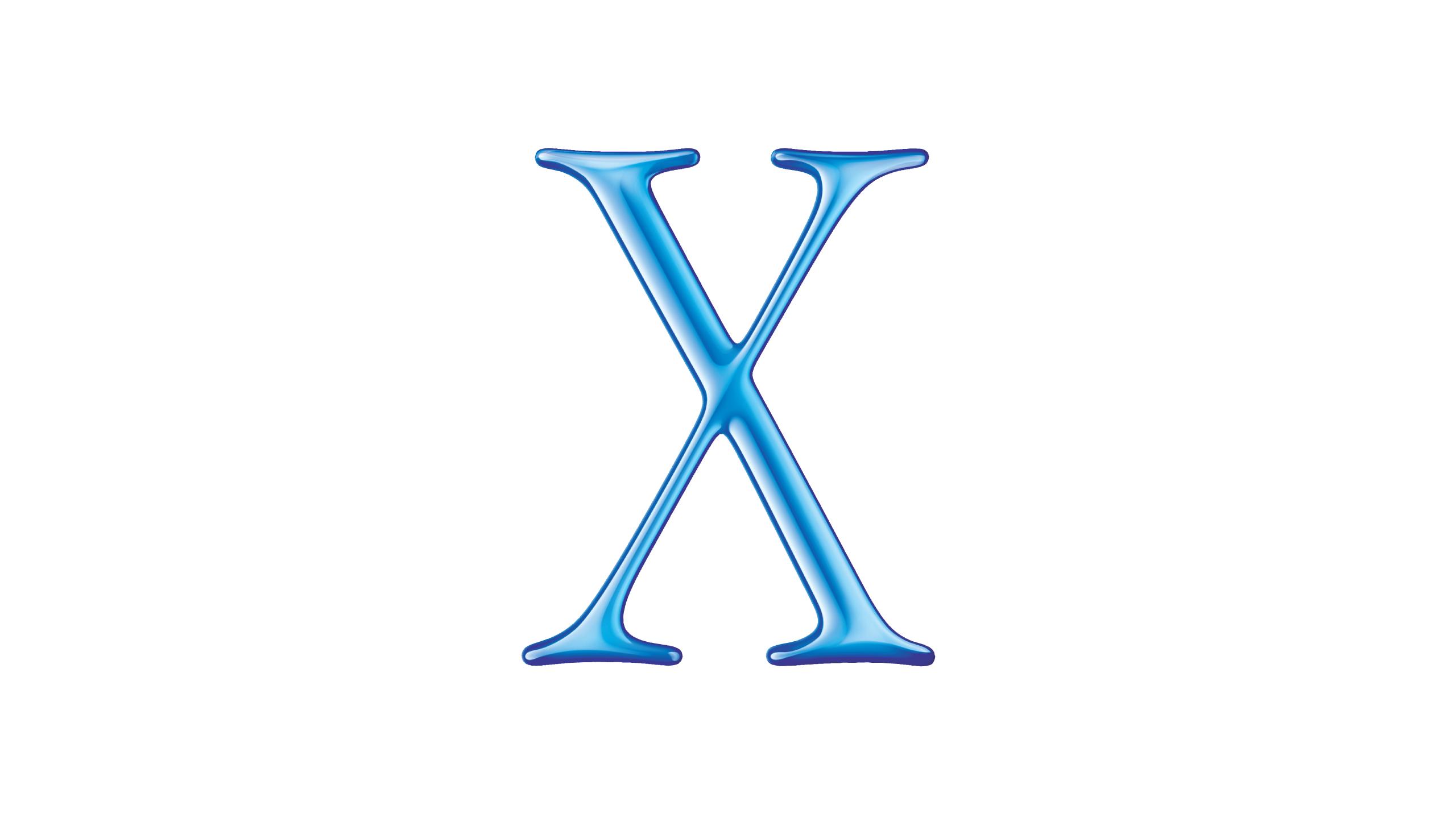 Mac OSX logo