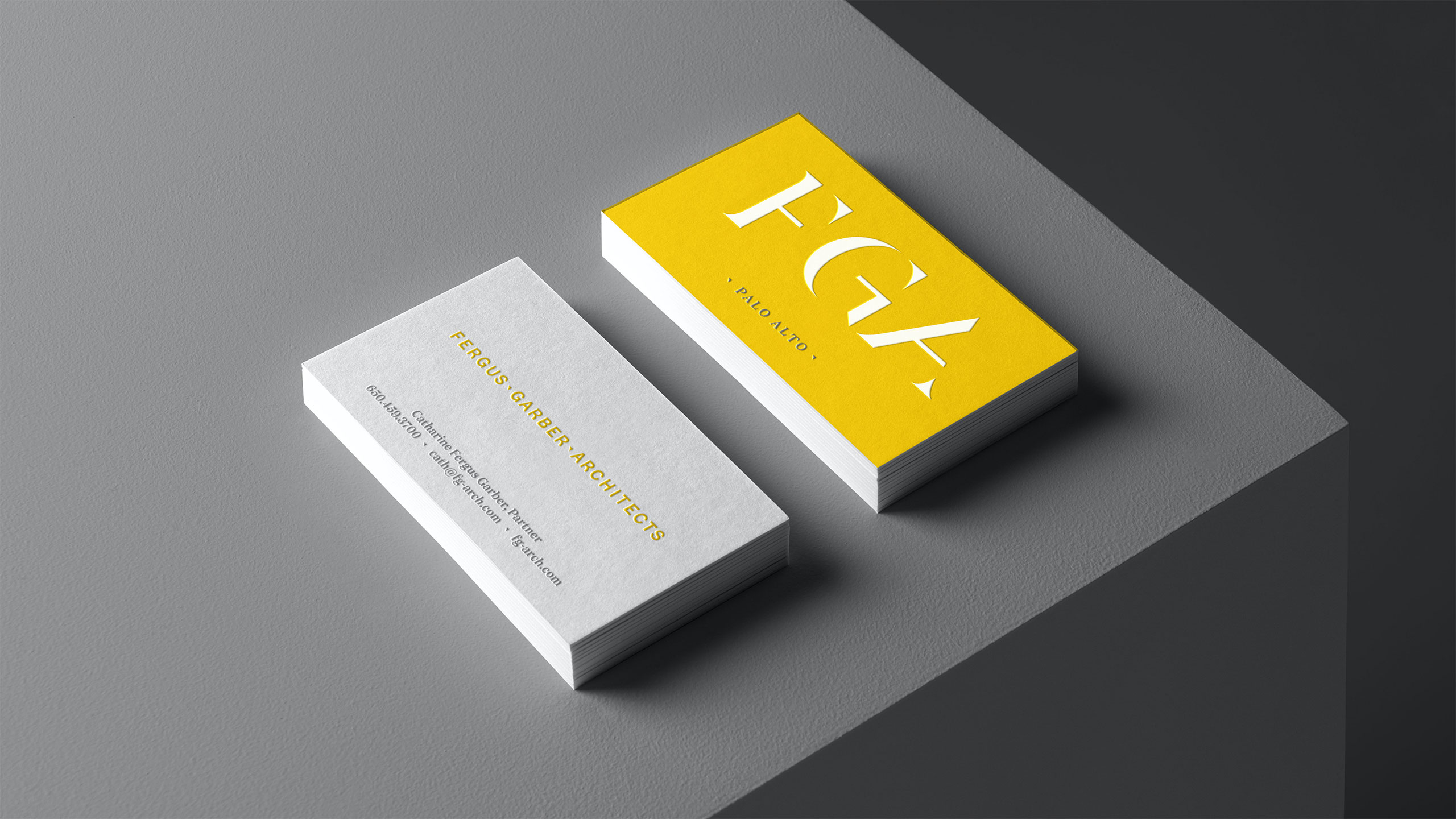 FGA business cards