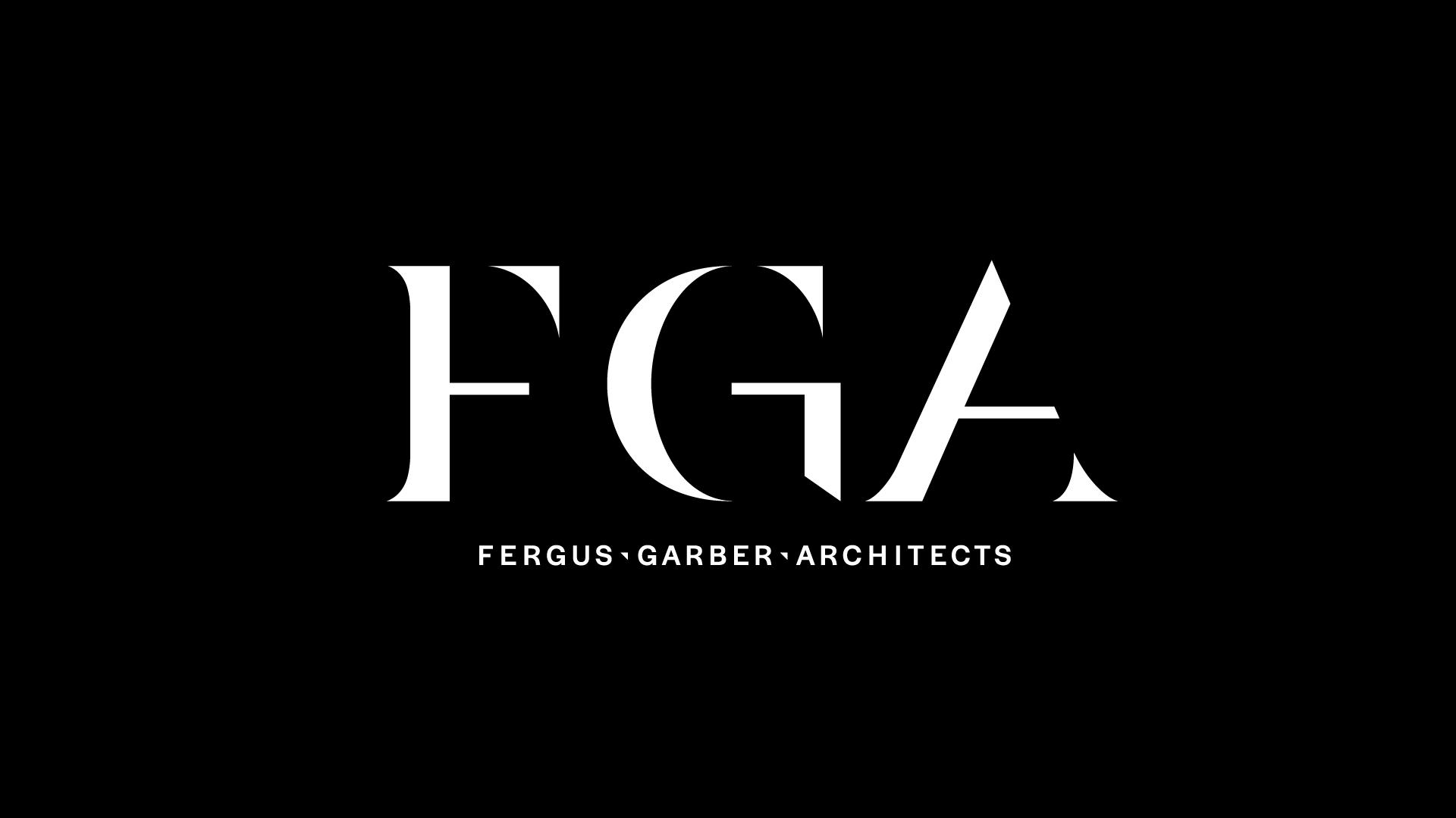 FGA logo lockup
