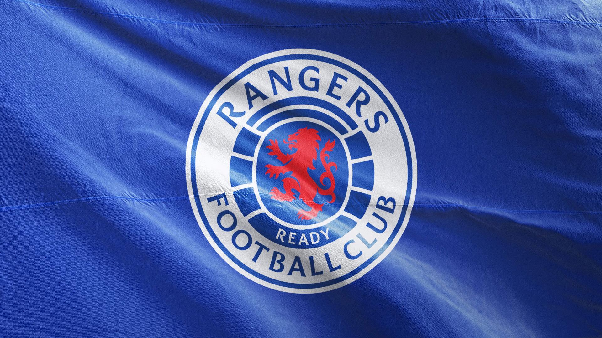 Rangers FC Jersey