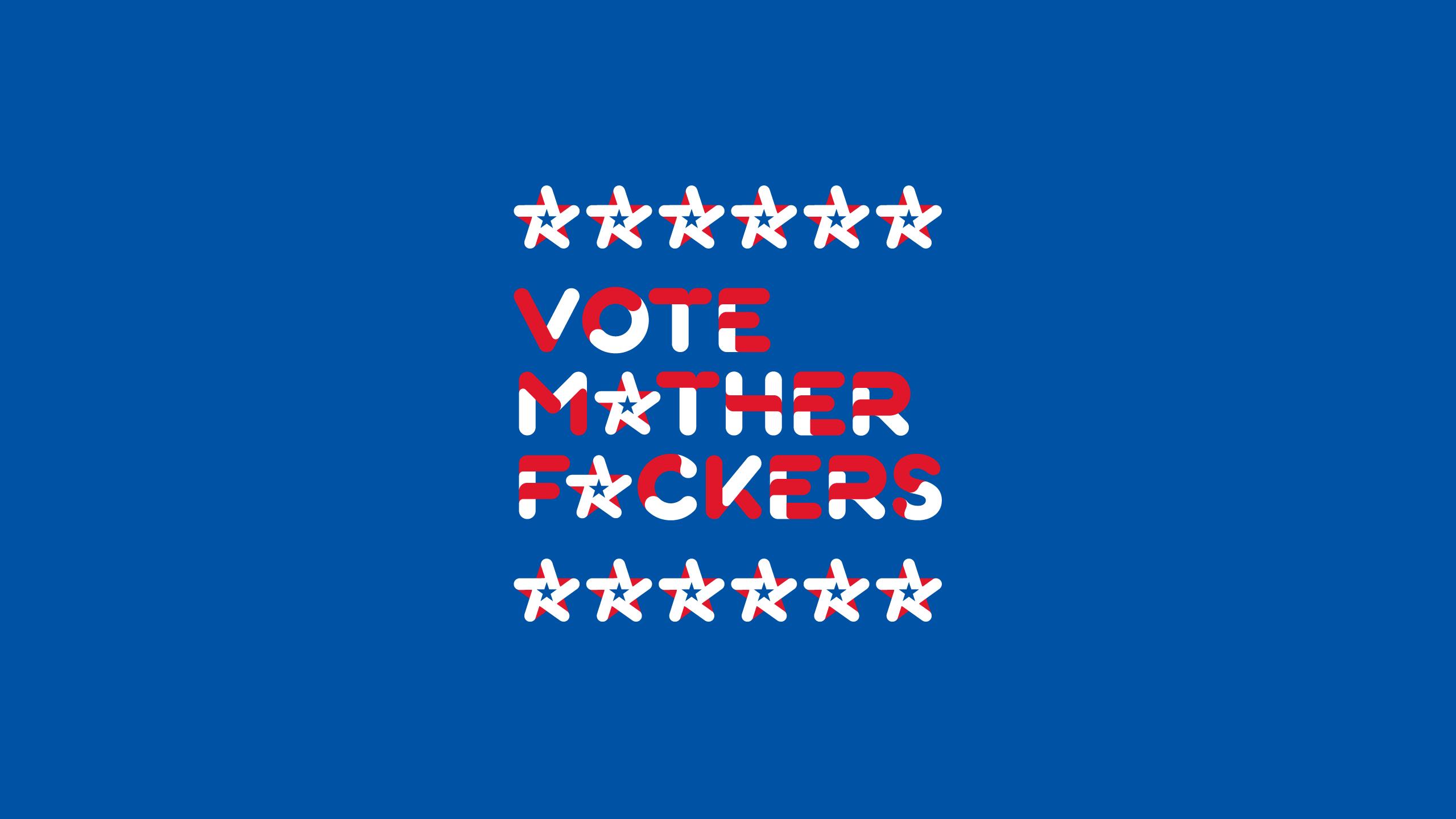 Vote for Biden campaign