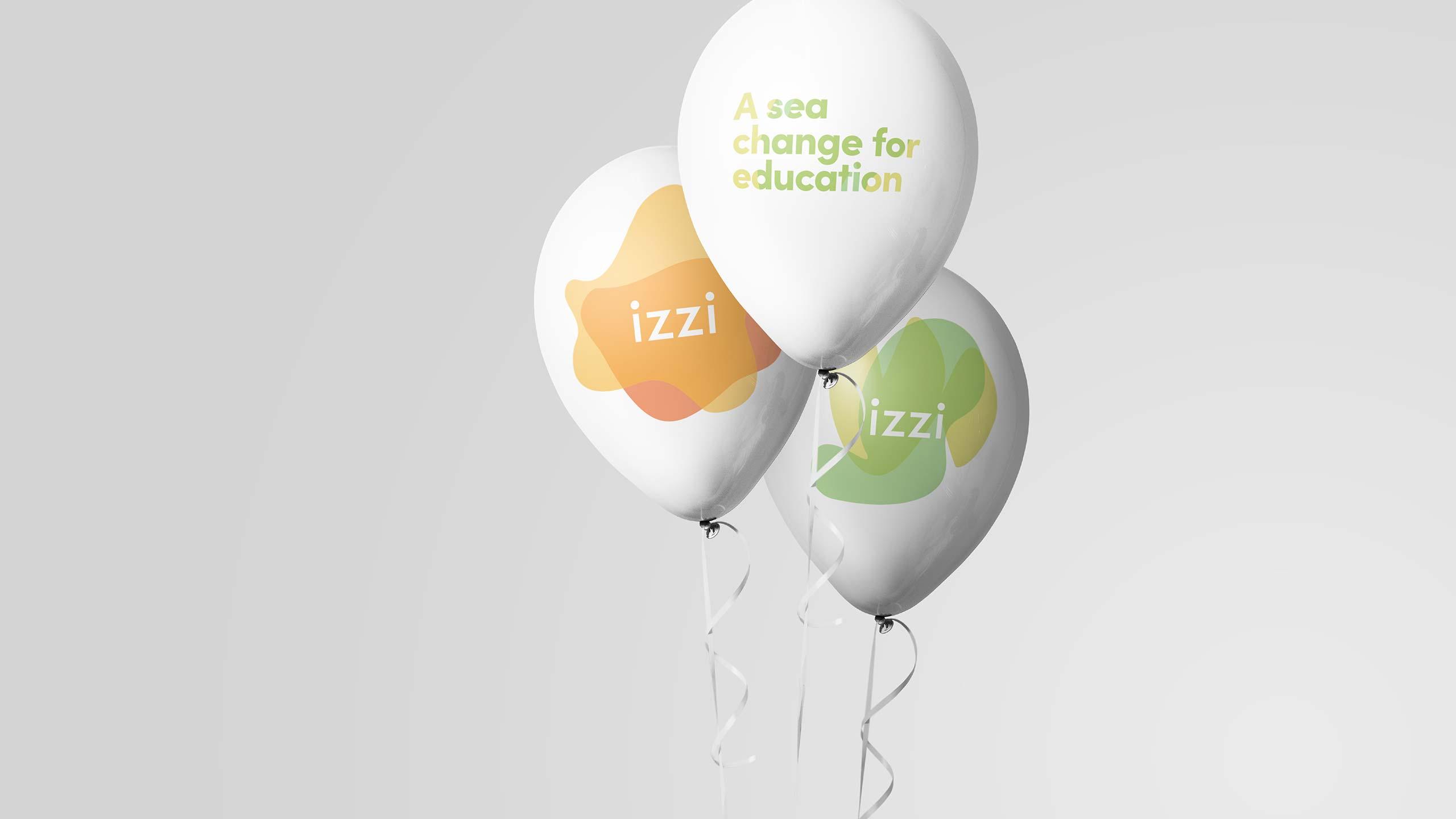 Izzi balloons