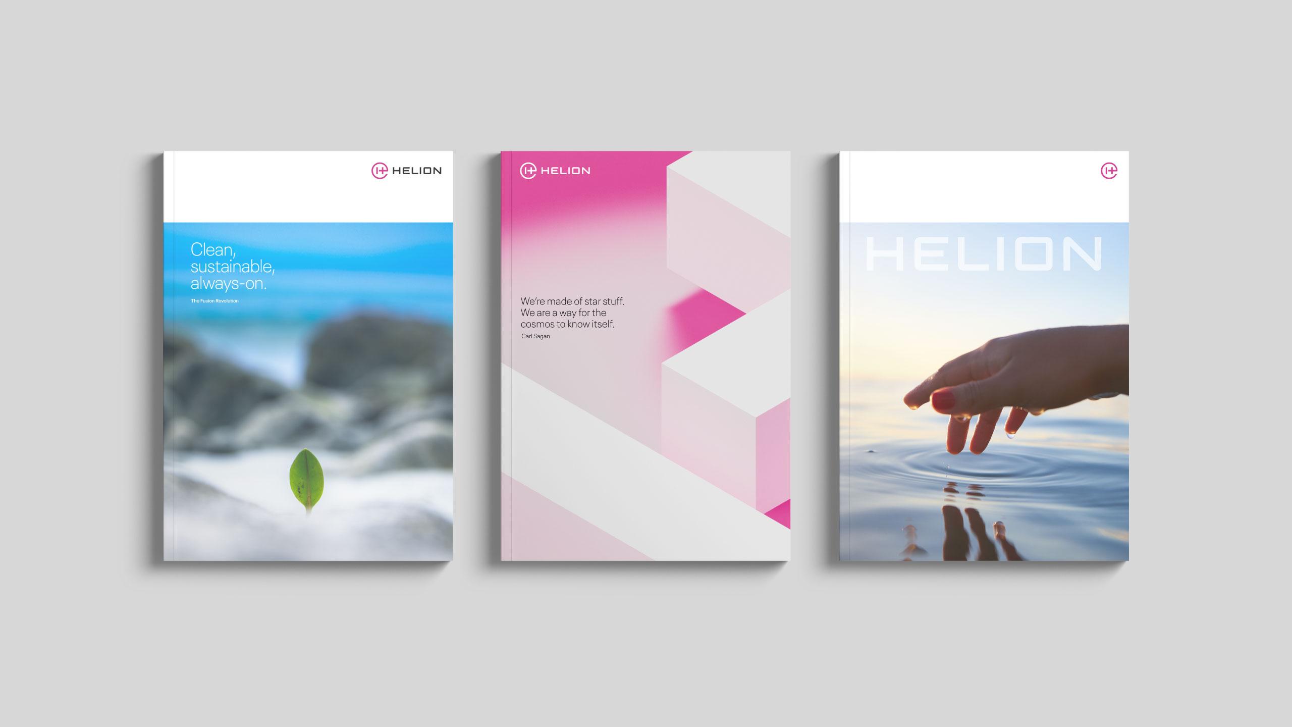 Helion brochures